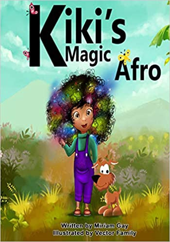 Kiki's Magic Afro