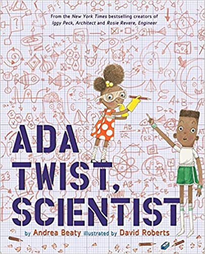 Ada Twist, Scientist: 1 Hardcover