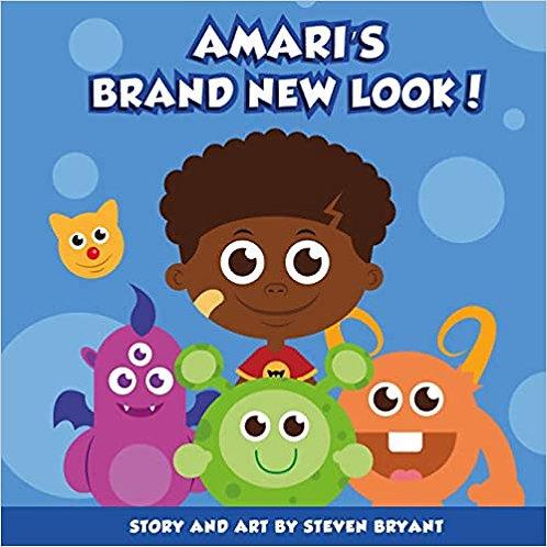 Amari's Brand New Look!: