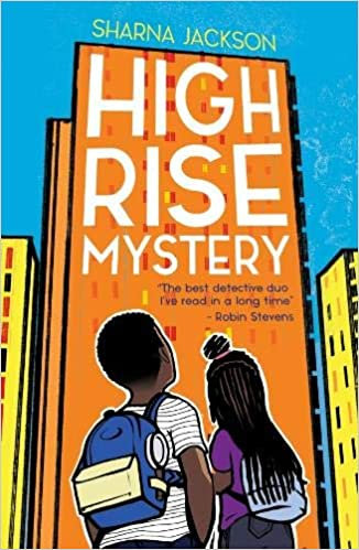 High-Rise Mystery (The High-rise Mysteries) (A High-Rise Mystery)