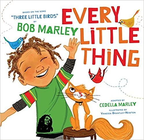 Every Little Thing: Board Book