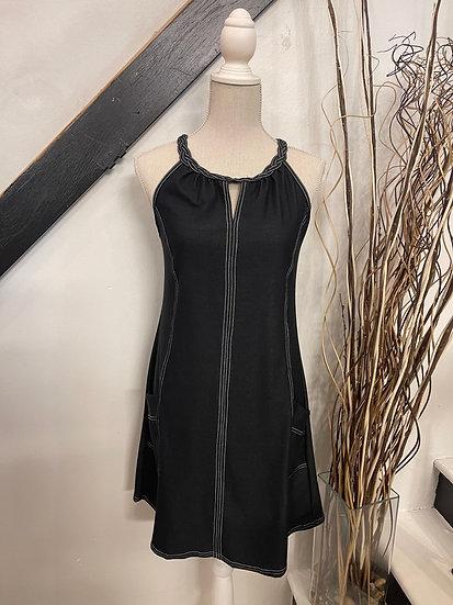 Denim Looking Dress