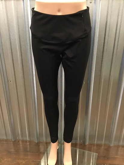 Black Exercise Legging