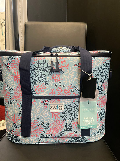 Coral Reef Family Cooler