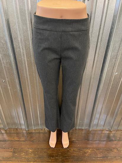 Charcoal Straight Leg Millennium Eric Pant