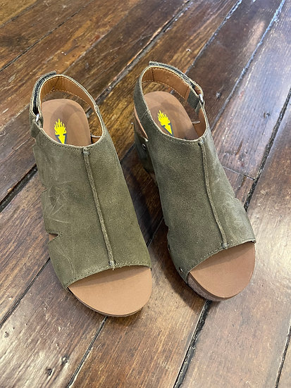 Olive Montpelier Shoe