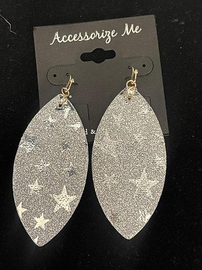 Flashy Star Earrings
