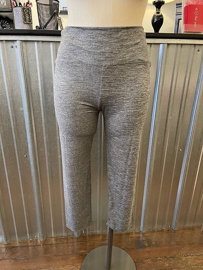 Heather Gray Legging