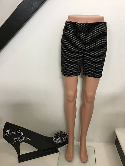 Polka-Dot Shorts