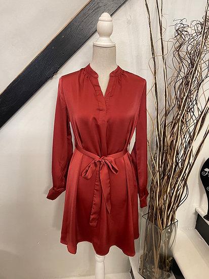 Marsala Tunic or Dress