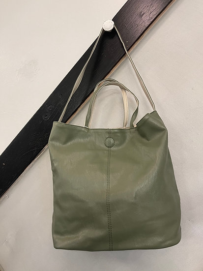 Sage Riley Reversible Slouchy Tote