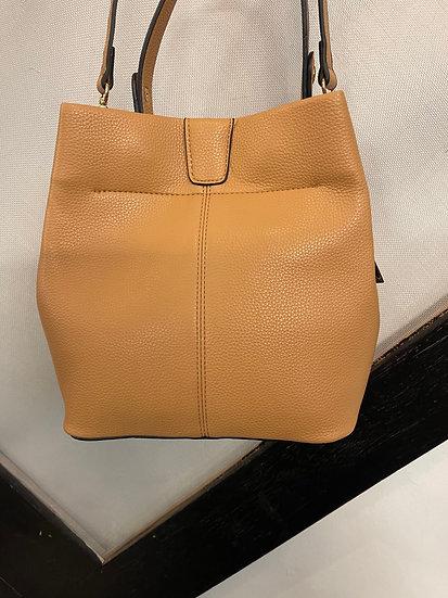 Camel Ava Convertible Shoulder Bag