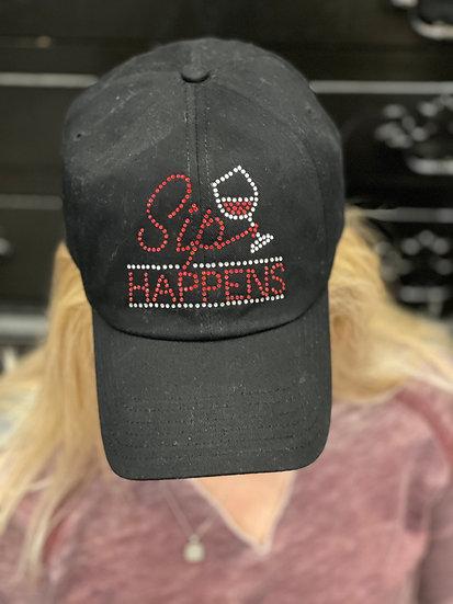 Sip Happens Hat