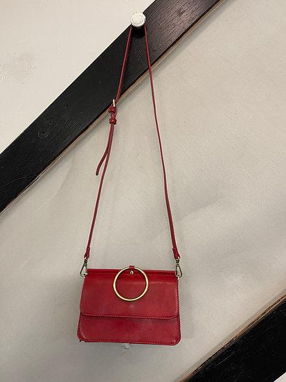 Red Aria Ring Bag