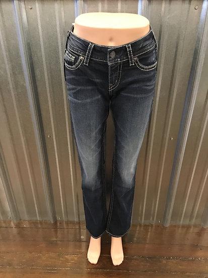 Suki Silver Jeans