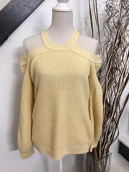 Apricot Sweater