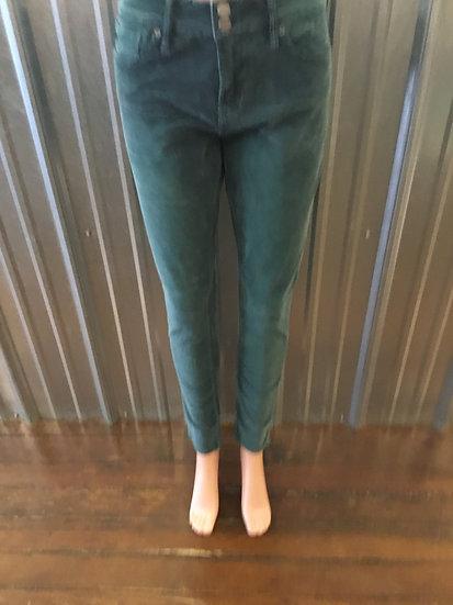 Green Corduroy Pant
