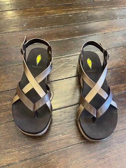 Bronze Sandal