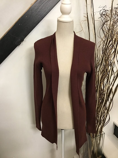 Chocolate Cardigan
