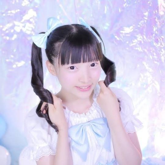 日本のアイドル『まなたん』