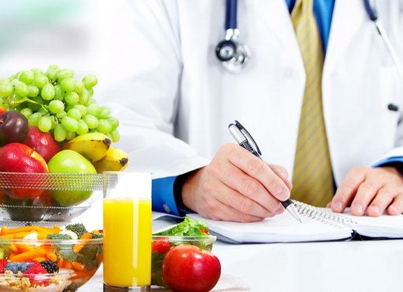 Prima visita nutrizionale
