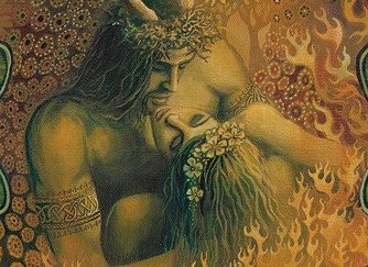 Beltane and the Land of the Sidhe