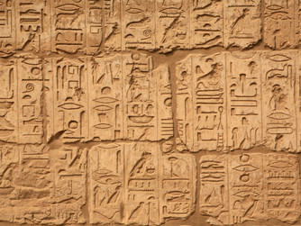 The Egyptian Hieroglyphs