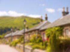 Village of Luss, Scotland_Trista Haggert