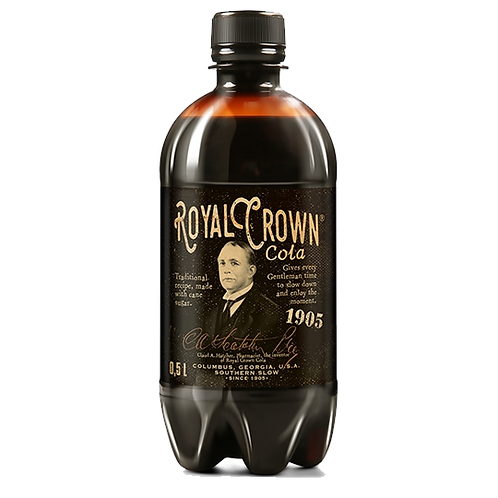 Royal Crown Cola 0,5l PET