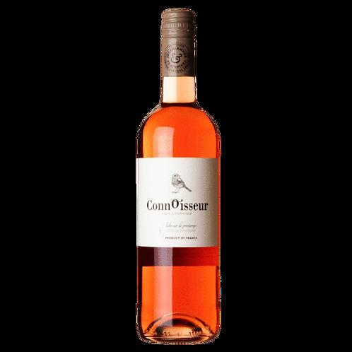 Víno Francie Gaskoňsko  Connoisseur Rosé