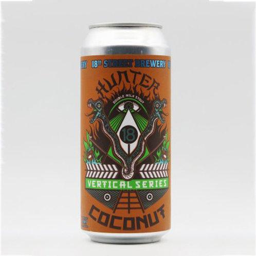 Hunter coconut stout  USA