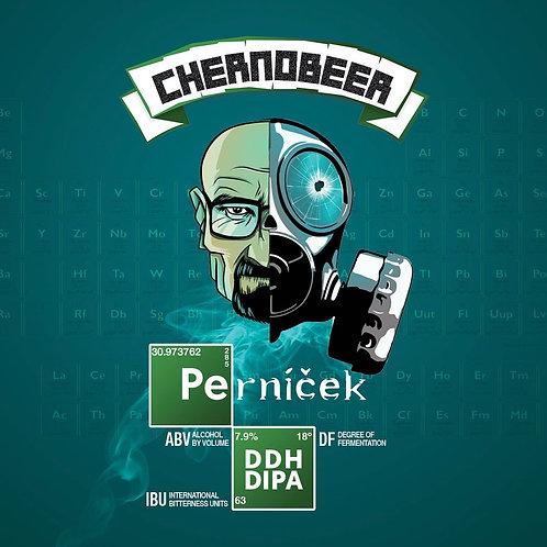 Perníček Double IPA 18 ° Chernobeer 0,75l sklo