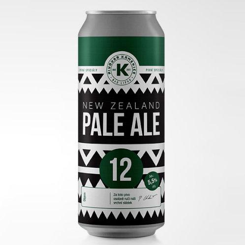 Kamenice New Zealand Pale Ale 12