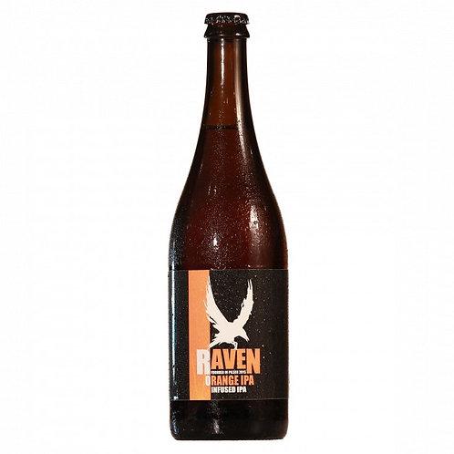 Orange IPA  15° Raven Plzeň 0,75l sklo