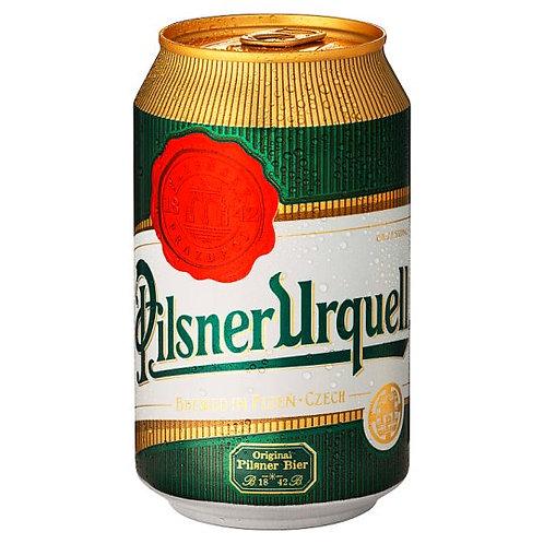 Pilsner Urquell nealko plech 0,33l