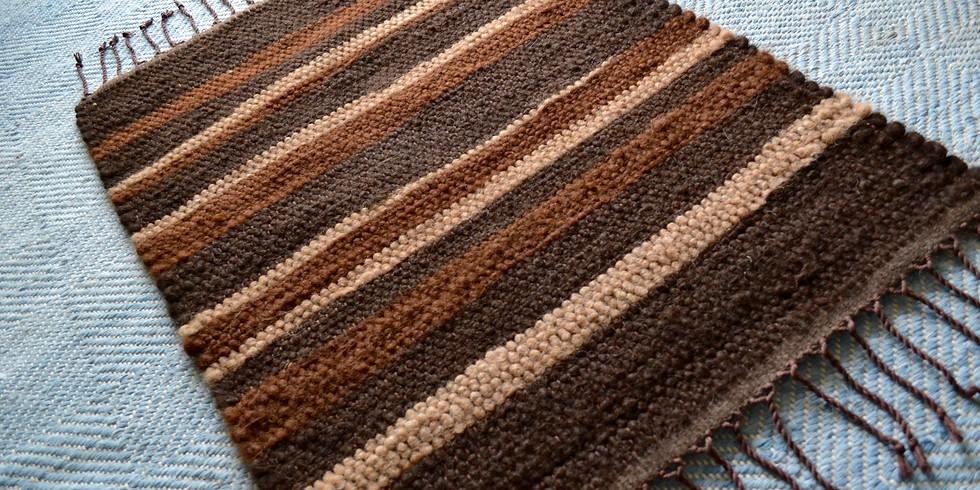 Alpaca Rug Weaving Workshop