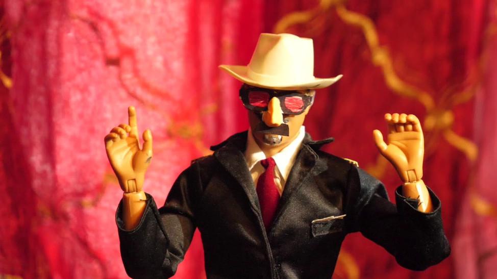 11. Johnny law man