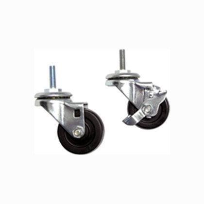 XRackPro Caster Wheels for 4U/6U