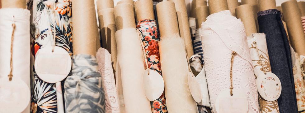 ロールスロブの布