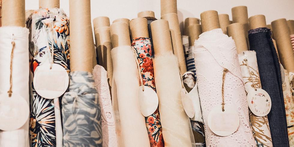 Field Trip to Banksville Designer Fabrics