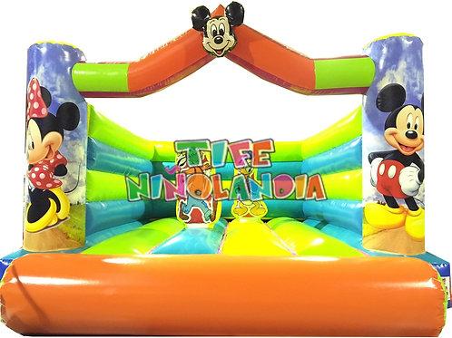 Plataforma Mickey 3D