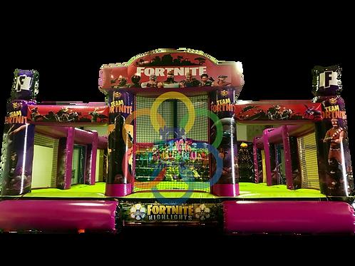 Barredora Fortnite NOVEDAD 7X7