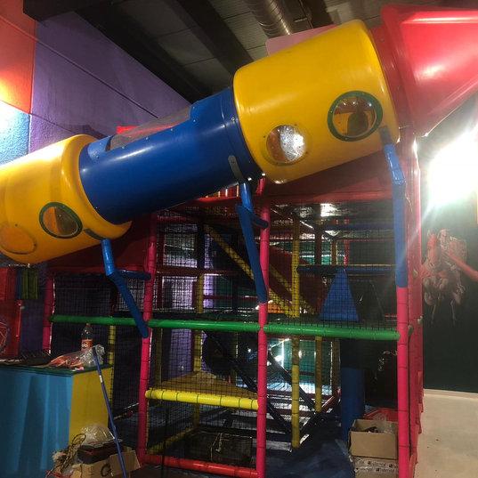 parque de bolas puerto banus