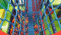 redes proeccion parques infantilesbolas