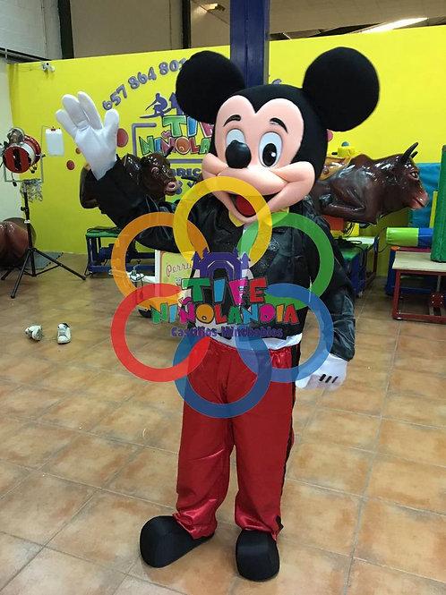 Disfraz Mickey y Minnie