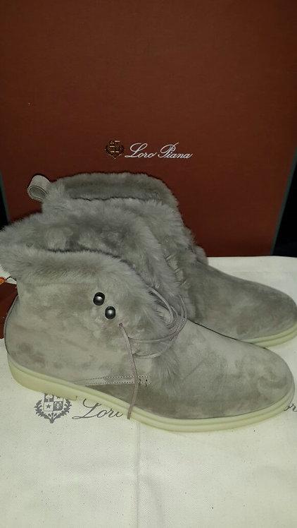 Ботинки Loro Piana, размеры 38 1/2 и 40 1/2
