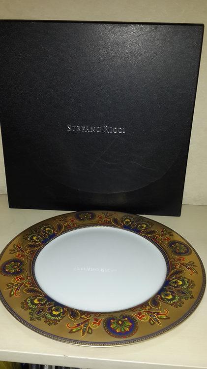 Тарелка Stefano Ricci, диаметр 32 см
