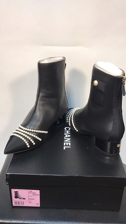 Ботильоны Chanel, размер 40