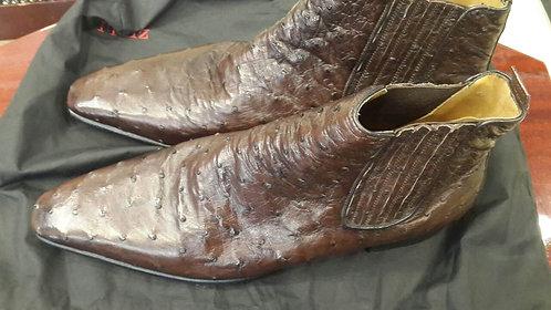 Ботинки Zilli, размер 44,5 (10)