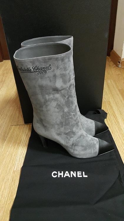 Сапоги Chanel, размеры 38, 38½ и 41
